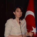 Aile ve Sosyal Poltikalar Bakanlığı Engelli ve Yaşlı Hizmetleri Genel Müdürü-Dr. Aylin Çiftçi