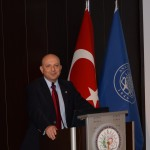 Ankara Üniversitesi Rektörü-Prof.Dr. Erkan İbiş