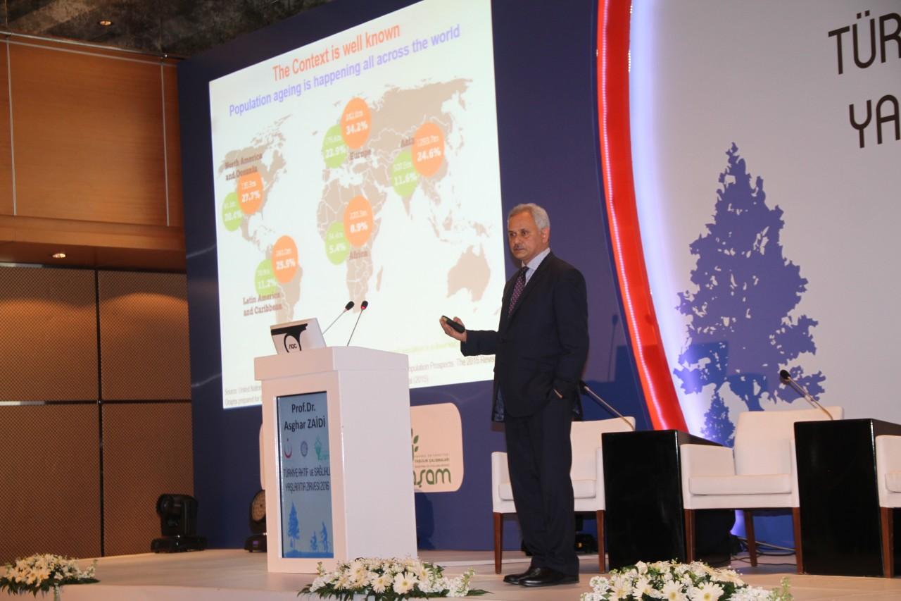Aktif Ve Sağlıklı Yaşlanma Zirvesi 2016