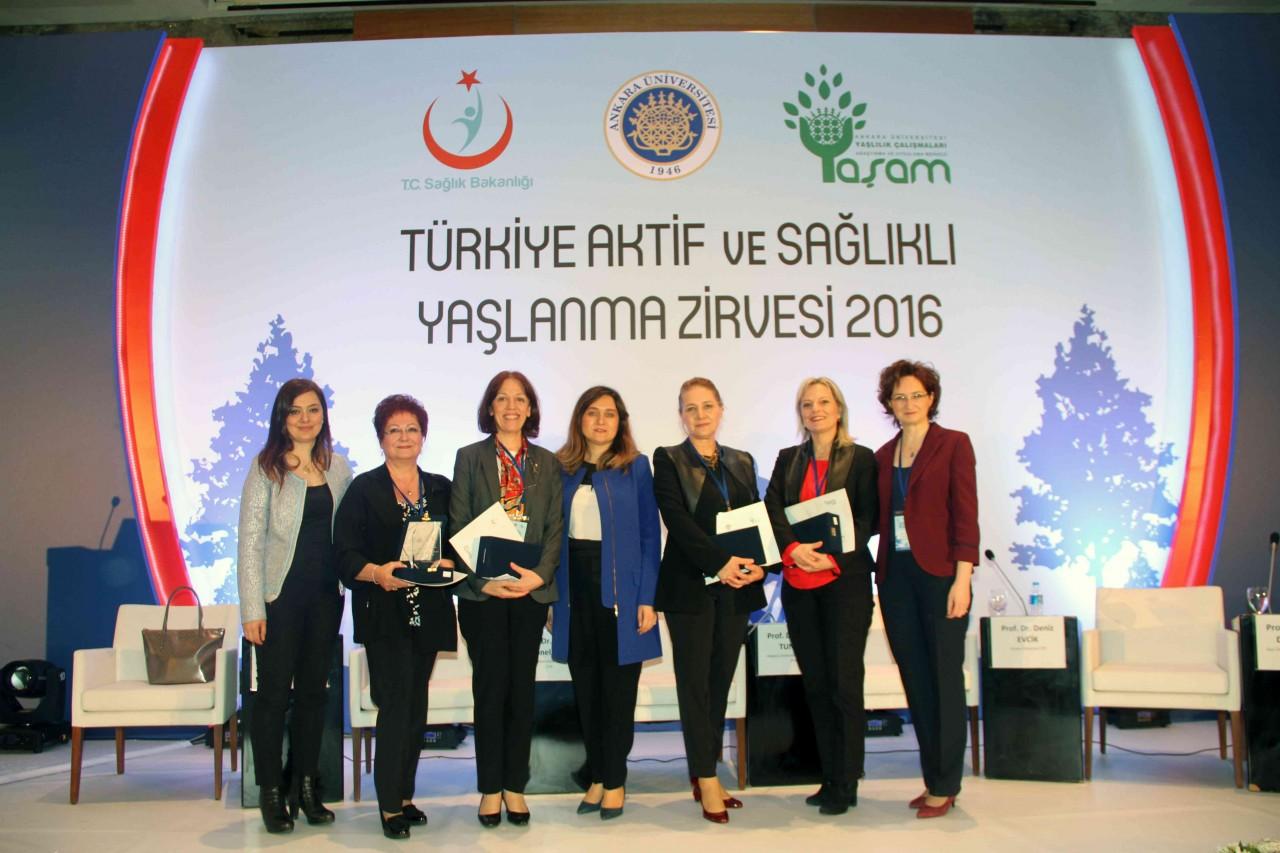 Aktif ve Sağlıklı Yaşlanma Zirvesi 2016 -2