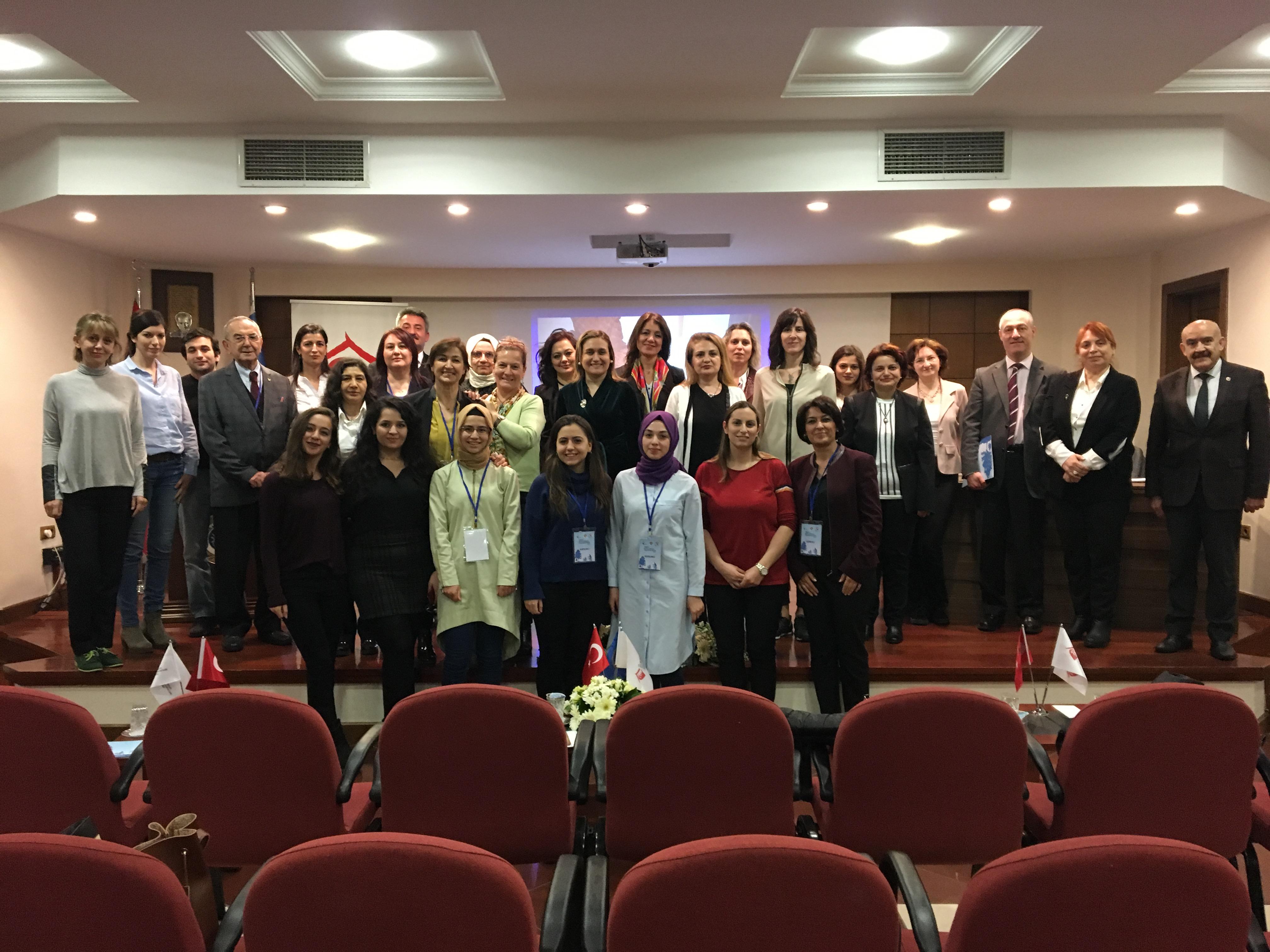 Türkiye Aktif ve Sağlıklı Yaşlanma Zirvesi – 2018