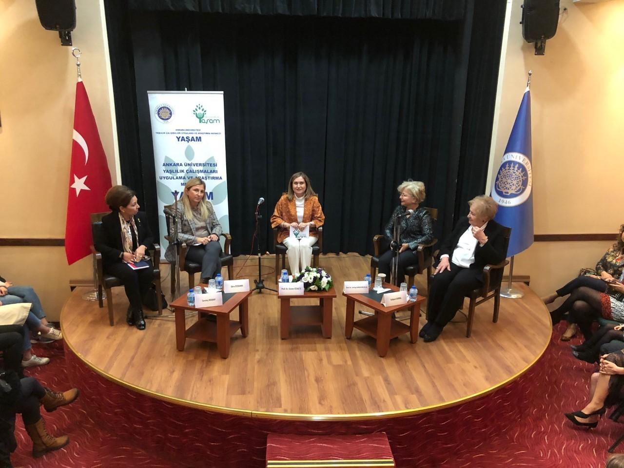 """25 Kasım """"Bilge Kadınlar"""" Konulu Söyleşi ve """"Yürekli Kadınlar"""" Konulu Resim Sergisi"""